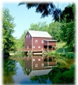 Balmoral Grist Mill Museum  - Photo Credit: Graham Johnston